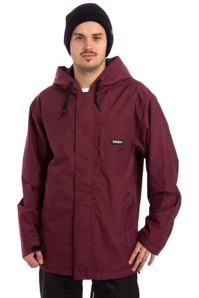 ThirtyTwo Kaldwell Veste de Snow (burgundy)