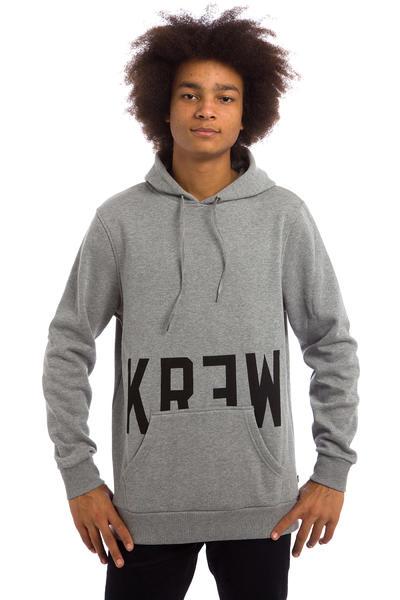 KR3W Hazard Hoodie (grey heather)