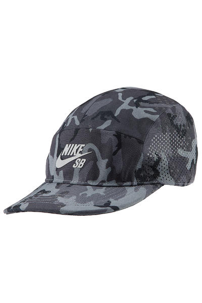 Nike SB EDRL Performance 5 Panel Cap (black)