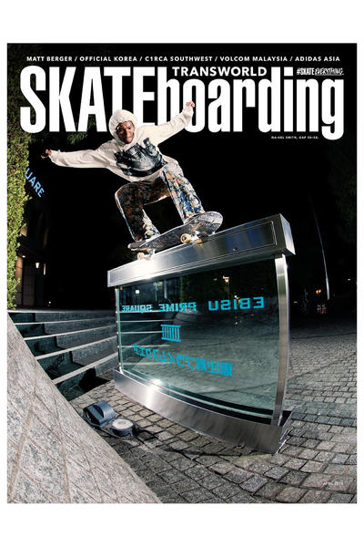 Transworld April 2015 Magazine