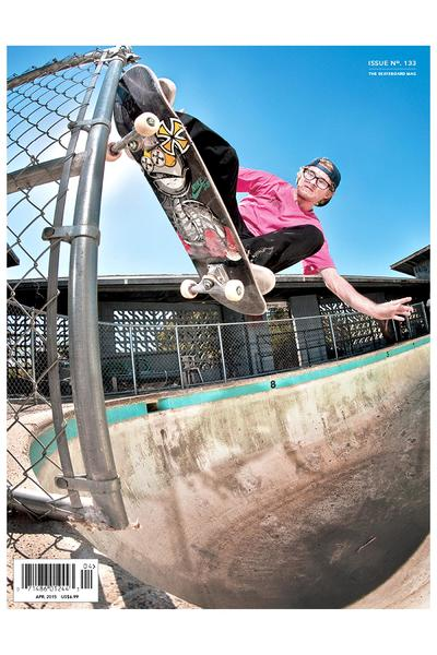 The Skateboard Mag April 2015 Revista