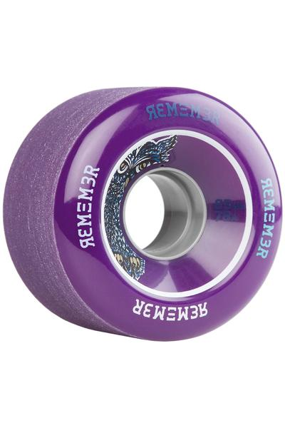 Remember Lil Hoot 65mm 78A Rollen (purple) 4er Pack