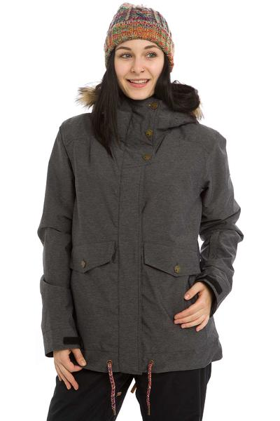 Roxy Grove Snowboard Jacke women (anthracite)