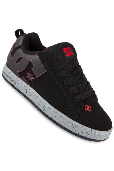 DC Court Graffik Shoe (black multi)
