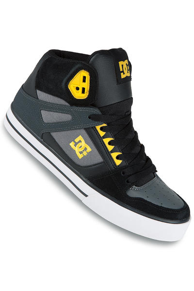 DC Spartan High WC Schuh (black yellow)