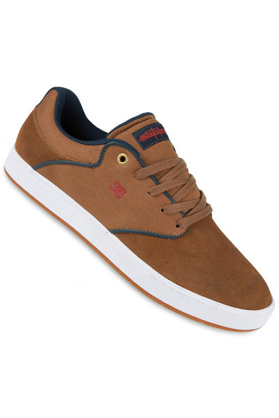 DC Mikey Taylor S Shoe (brown blue)
