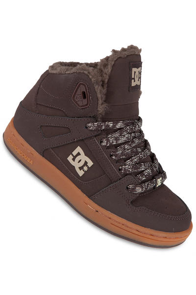 DC Rebound WNT Shoe kids (brown gum)