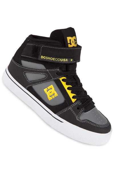 DC Spartan High EV Shoe kids (black yellow)