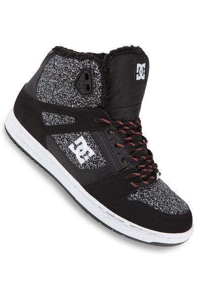 DC Rebound High WNT Shoe women (grey ash)