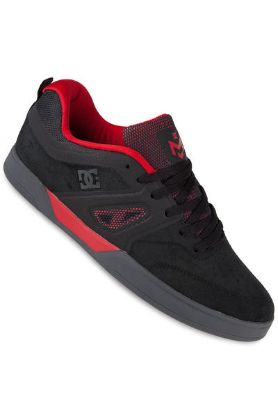 DC Matt Miller S Shoe (black dark grey athletic red)