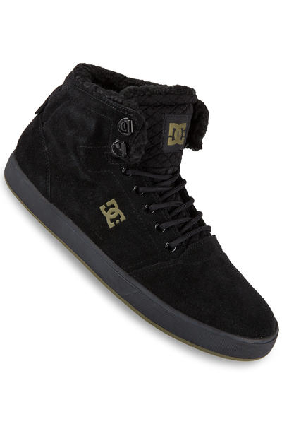 DC Crisis High WNT Shoe (black olive)
