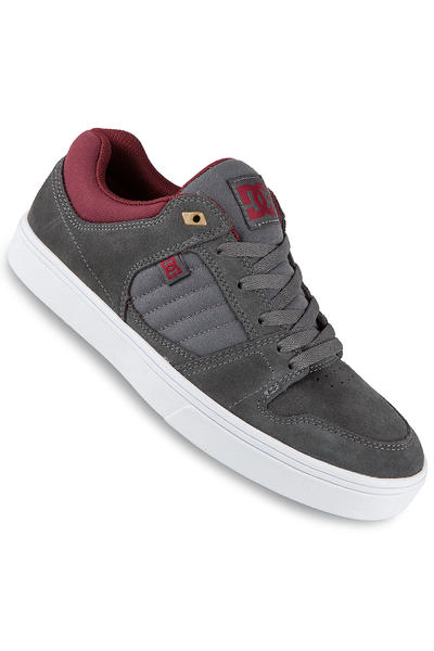 DC Course 2 Schuh (grey dark red)