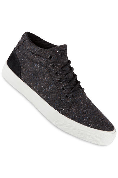 DC Council Mid SE Shoe (black black white)
