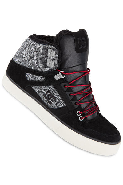 DC Spartan High WC WNT Shoe (black rinse)