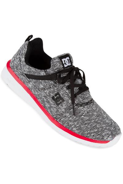 DC Heathrow SE Schuh (grey black red)