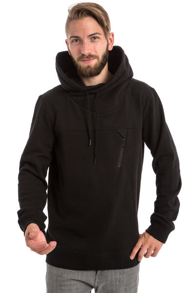 Ragwear Zohar High Sweatshirt (black)