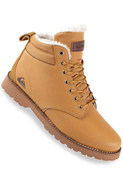 Quiksilver Mission Boot Shoe (tan solid)