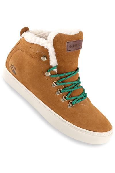 Quiksilver Jax Schuh (brown brown white)