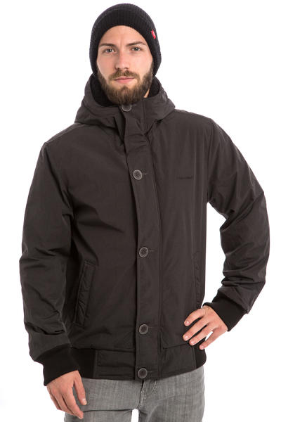 Ragwear Dockside Jacket (black melange)
