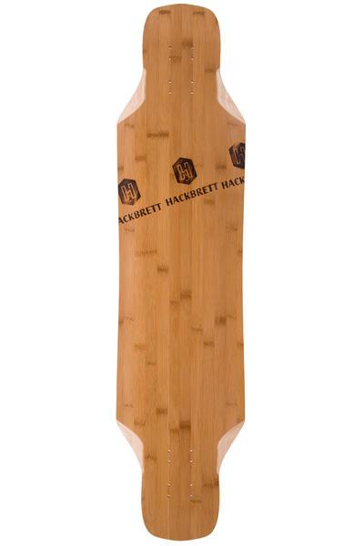 "Hackbrett Himmelreich Bambus 39.4"" (100cm) Longboard Deck"
