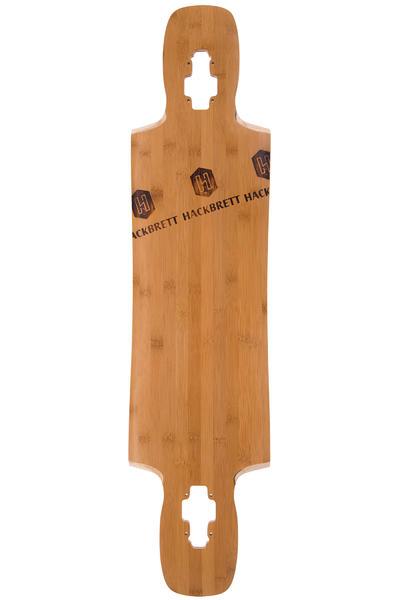 "Hackbrett Dreisam Bambus 39.8"" (95cm) Longboard Deck"