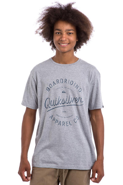 Quiksilver Rhino Chaser T-Shirt (athletic heather)