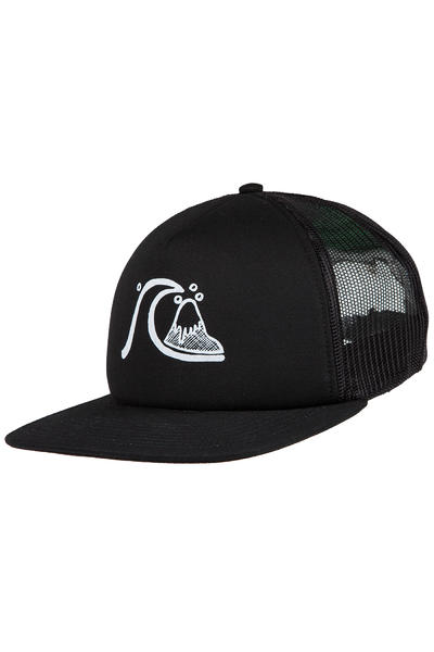 Quiksilver The Trucker Cap (black)