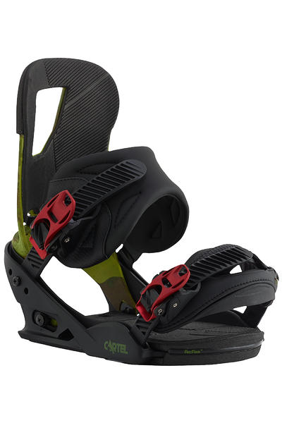 Burton Cartel Re:Flex Bindung 2015/16 (black camo)