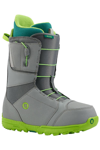 Burton Moto Boot 2015/16 (gray green)