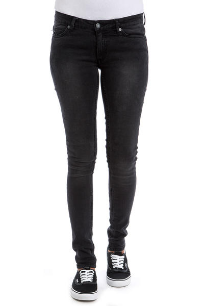 Cheap Monday Slim Jeans women (cold black)