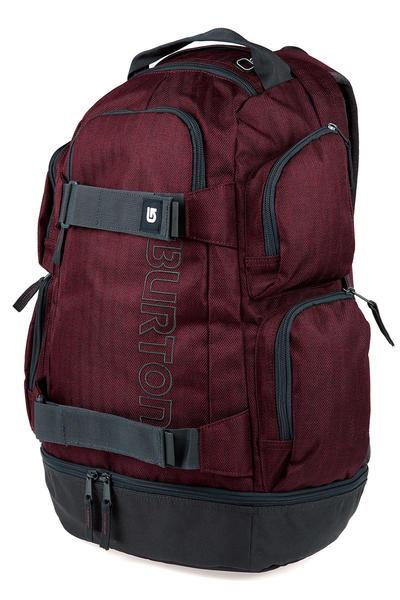 Burton Distortion Backpack 29L (zinfandel heringbone)