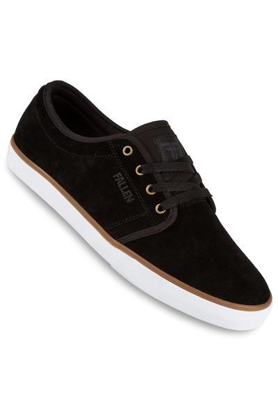 Fallen Forte II Suede Shoe (black white)