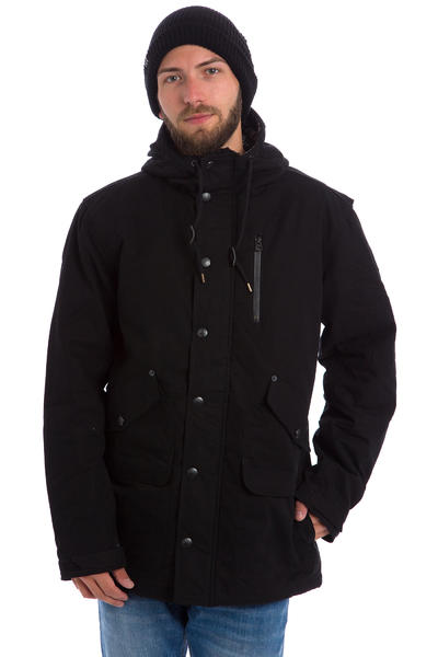 Burton Sherman Jacke (true black)