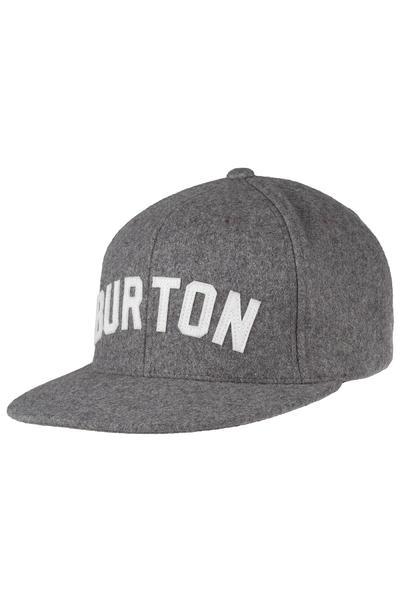 Burton Home Team Snapback Cap (grey)