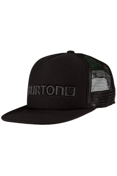 Burton Shadow Trucker Cap (true black)