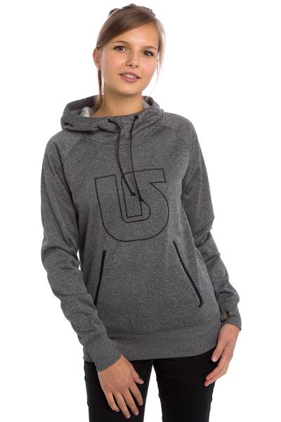 Burton Sapphire Snow Hoodie women (true black heather)