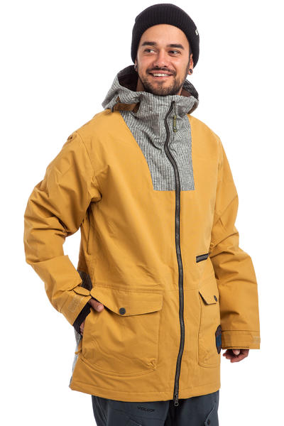 Burton Cambridge Snowboard Jacke (nomad railroad)