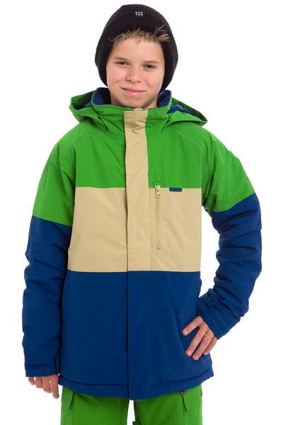 Burton Symbol Snowboard Jacke kids (slime block)