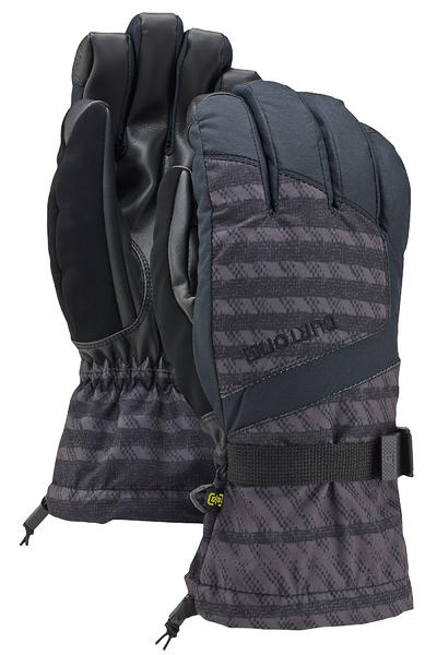 Burton Profile Handschuhe (dawson stripe true black)