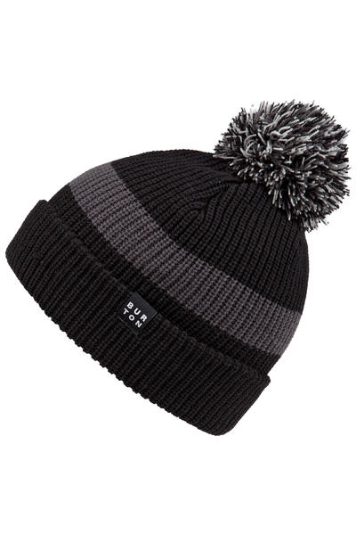 Burton Whats Your 9er? Beanie (true black keef vnm)
