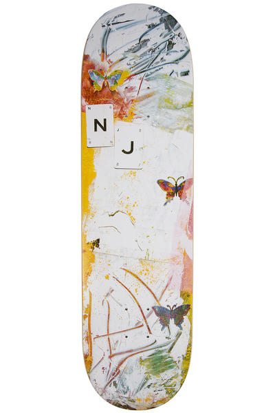 "Isle Skateboards Jensen Paint & Pigment Series 8.5"" Deck (multi)"