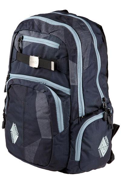 Nitro Hero Backpack 37L (fragments black)