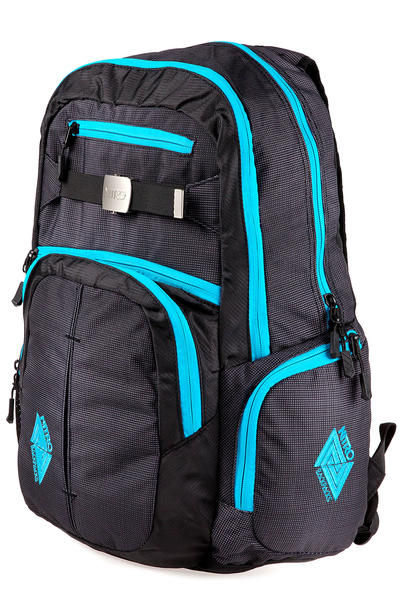 Nitro Hero Rucksack 37L (blur blue trims)