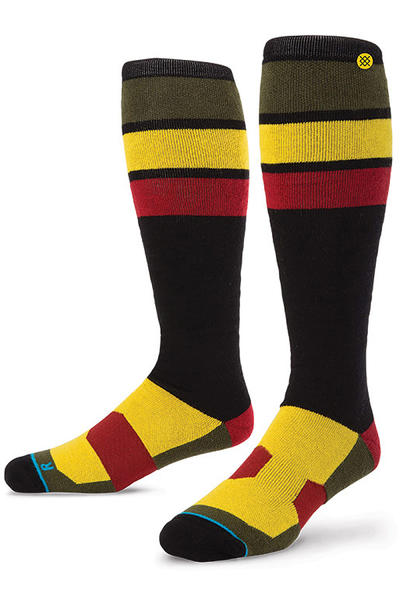 Stance Rasta Jam Socks US 5-13 (black)