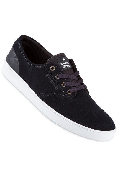 Emerica The Romero Laced Suede Shoe (navy)