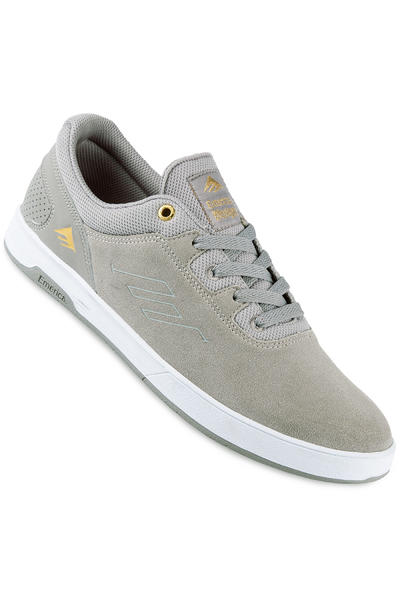 Emerica The Westgate CC Suede Schuh (grey white)