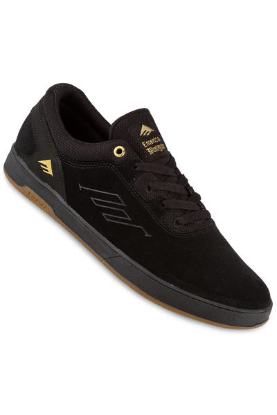 Emerica The Westgate CC Suede Shoe (black black gum)