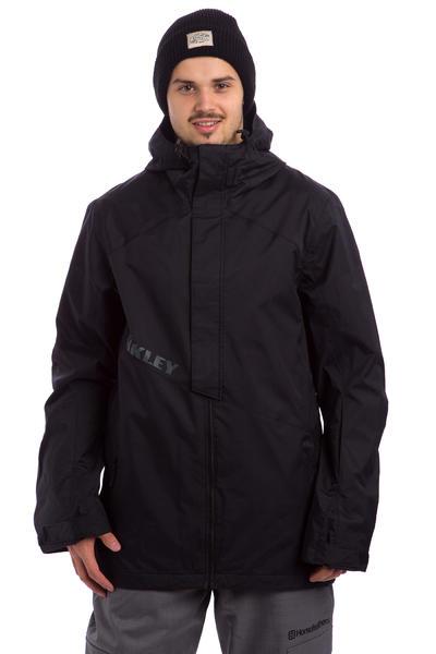 Oakley Jigsaw Biozone Shell Snowboard Jacke (jet black)