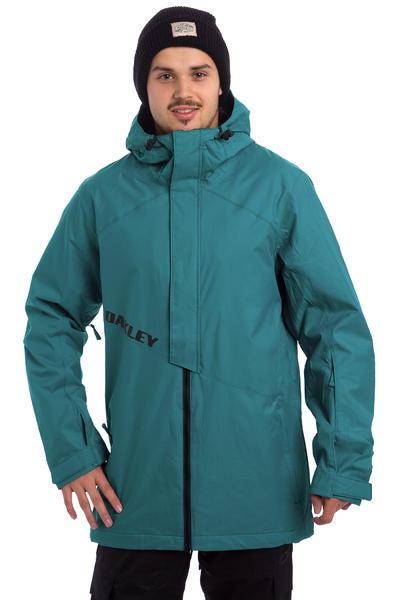Oakley Jigsaw Biozone Shell Snowboard Jacke (aurora blue)
