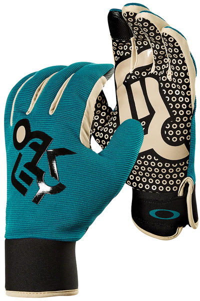 Oakley Factory Park Gloves (aurora blue)